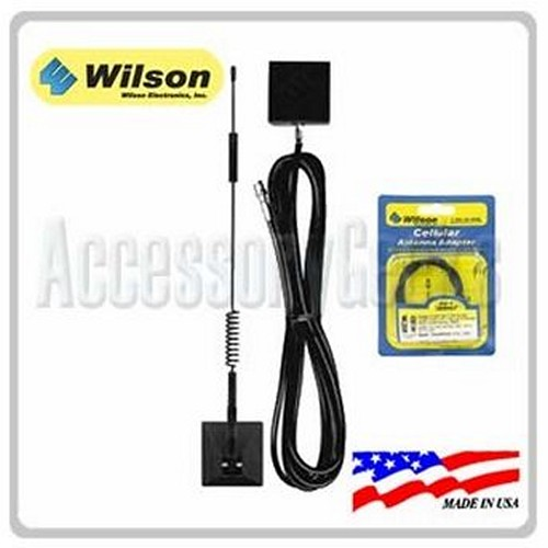 Wilson Dual-Band Glass Mount Antenna 301102 Package for Sony Ericsson