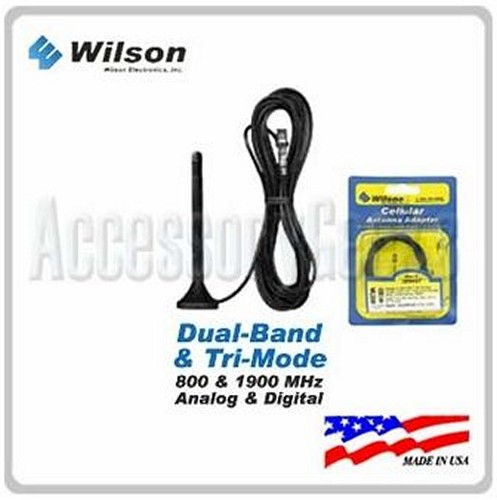 Wilson Dual-Band Mini Magnet Antenna 301113 Package for Handspring Treo