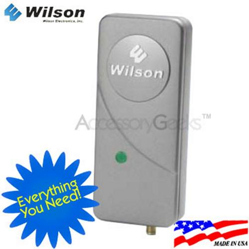 Wilson SignalBoost 40dB Dual-Band Amplifier Kit (801241)