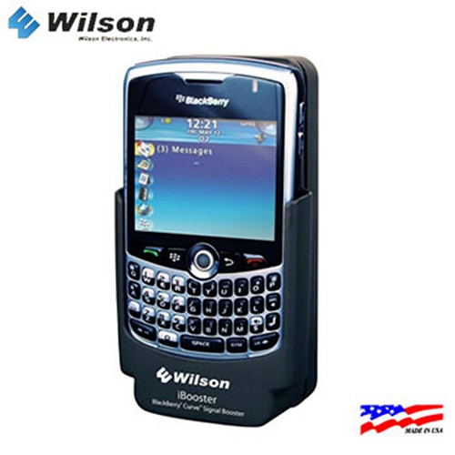Wilson Electronics iBooster Amplifier - Blackberry Curve