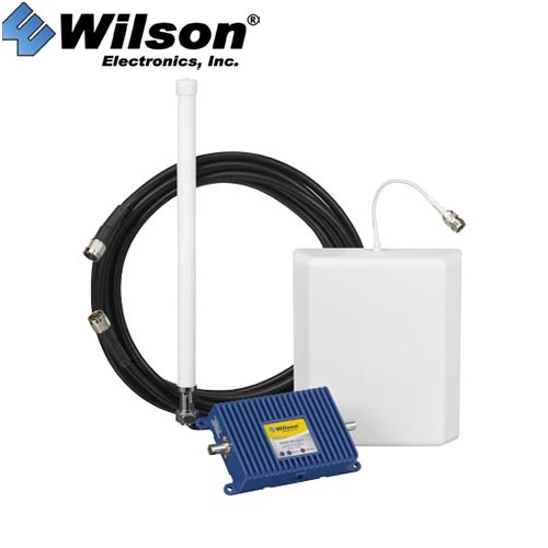 Wilson Electronics Cellular In-Building Dual Band SOHO Amplifier Kit, 841245