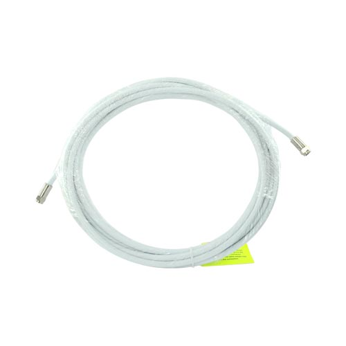 Wilson RG6 Extension Low Loss Coax Cable (20') - White