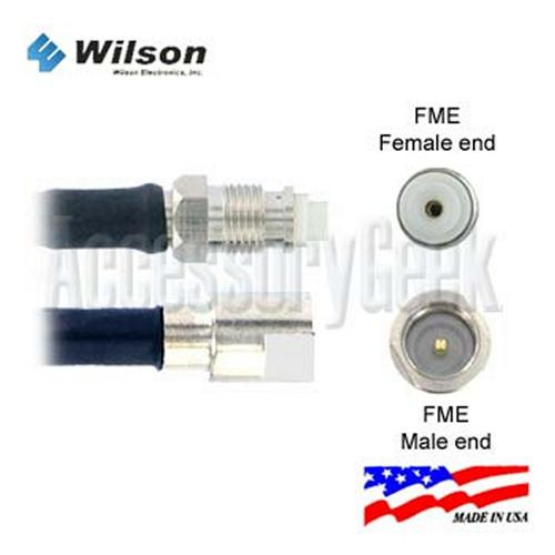 Wilson 5' RG58 Low Loss Foam Coax 951101