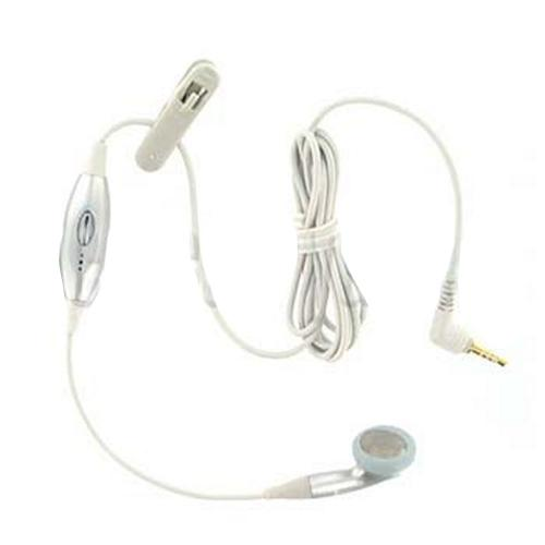 Original Samsung Mono-Bud 2.5mm Headset w/ In-line microphone - AEP299SLEB