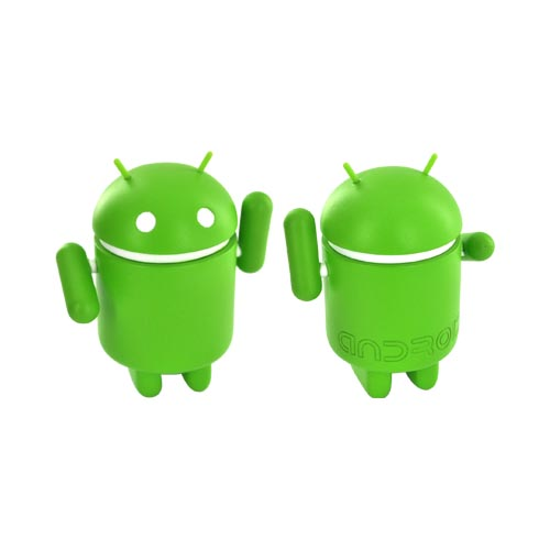 "Original Android Mini Collectable 3"" Figurine - Green"