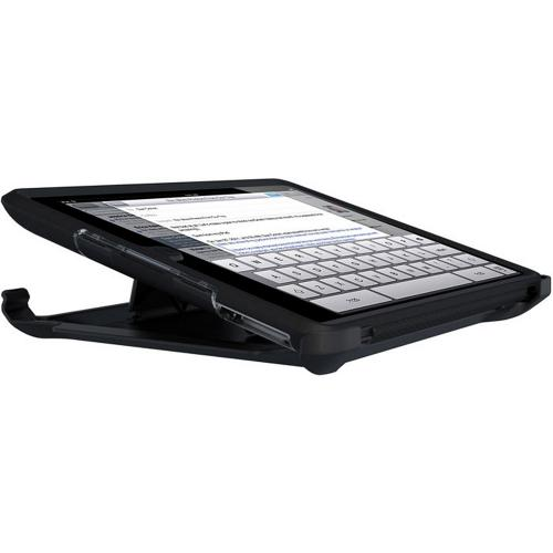 Original Otterbox Defender Series Apple iPad 2/ New iPad Hard Case w/ Stand, APL2-IPAD2-D9-E4OTR - Black