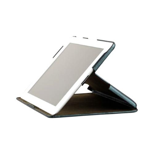 Original Zenus Apple iPad 2 Prestige Pearl Lizard Stand Series Leather Case Stand, APPD2-PL5ST-OG - Olive Green