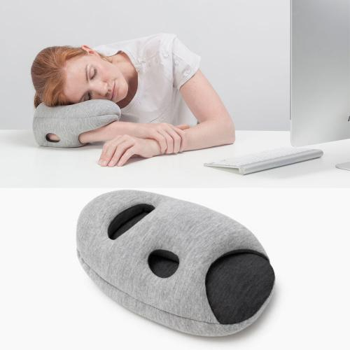 Ostrich Mini Glove Arm Hand Break Pillow [Gray/ Black]