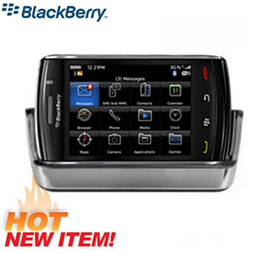 Original  Blackberry Storm 2 9550 Desktop Charging Pod, ASY-14396-012