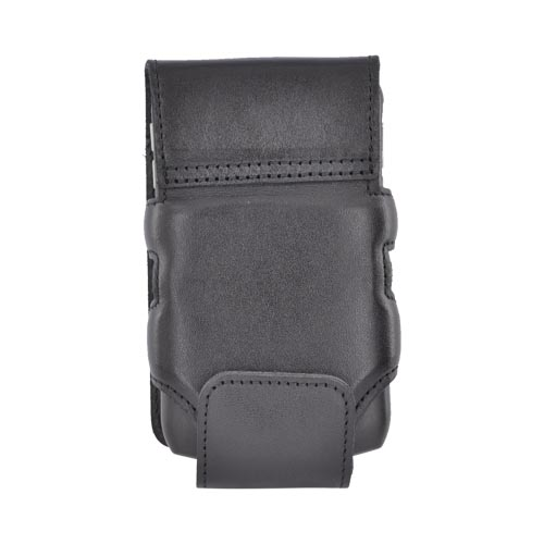 Original Blackberry Curve 8310/8320/8330 Wallet Case Pouch, ASY-15990-001 - Black