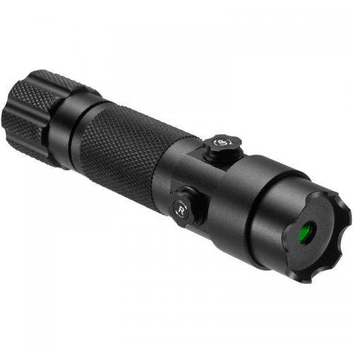Barska 4th Generation GLX Green Laser Rifle Sight [Black] [AU12148]