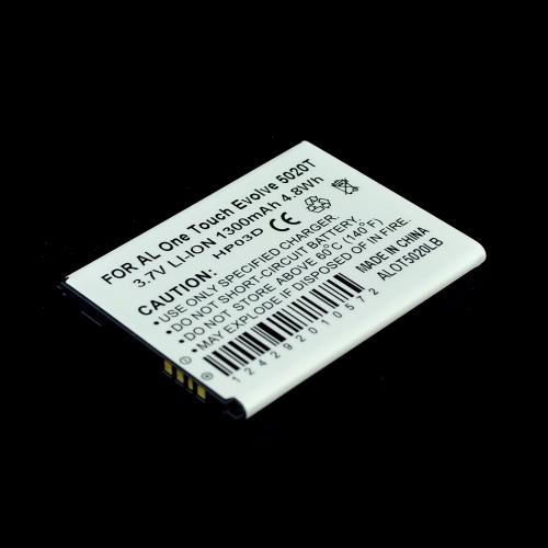Alcatel One Touch Evolve Standard Replacement Battery - 1300 mAh