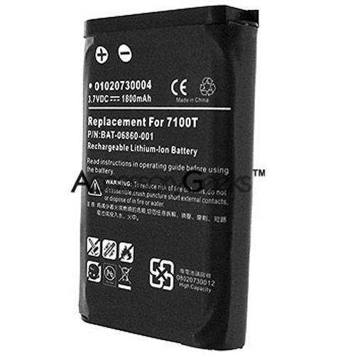 BlackBerry 7100T Extended Battery
