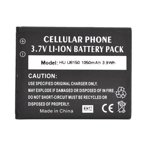T-Mobile U8150 Comet Standard Battery Replacement (1050mAh)