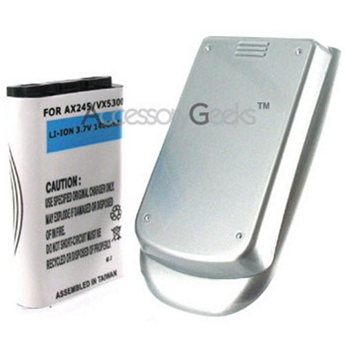 LG AX245 / VX5300 Extended Life Battery