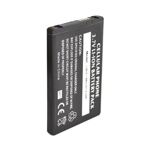 LG Optimus S LS670 Standard Battery (1300mAh)