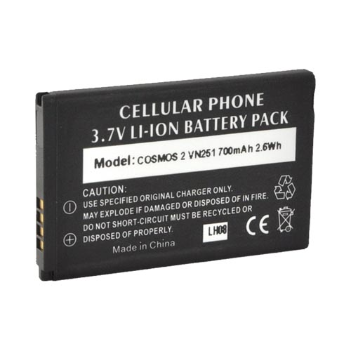 LG Cosmos 2 VN251 Standard Battery (700 mAh) - Black