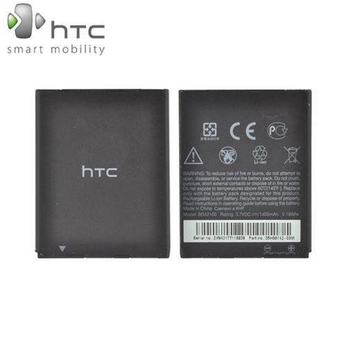 OEM HTC T-Mobile MyTouch 4G/Thunderbolt Standard Battery Replacement, 35H00142-02 - Black