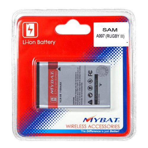 Standard Replacement Battery for Samsung Rugby 3 - Li-1100 mAh
