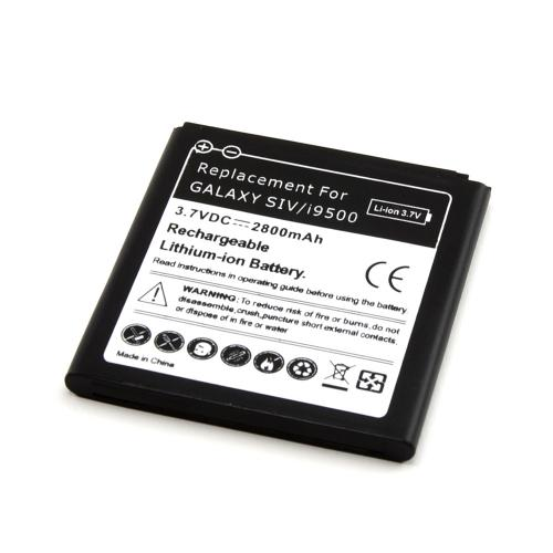 Standard Replacement Battery for Samsung Galaxy S4 - 2600 mAh