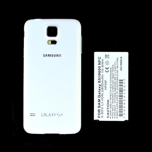 Samsung Galaxy S5 Standard Replacement Battery - 2800 mAh