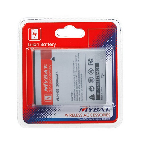 Standard Replacement Battery for Samsung Galaxy Note - Li-2000 mAh