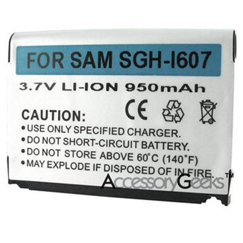 Samsung BlackJack SGH I607 Standard Battery