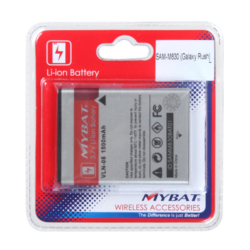Standard Replacement Battery for Samsung Galaxy Rush - Li-1500 mAh