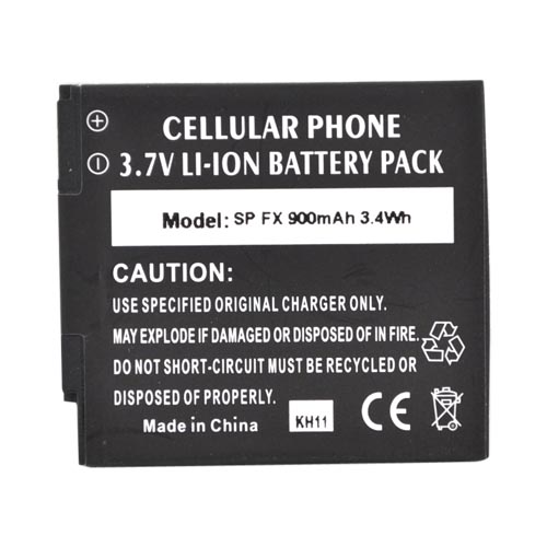 Sharp FX Standard Battery (900mAh)
