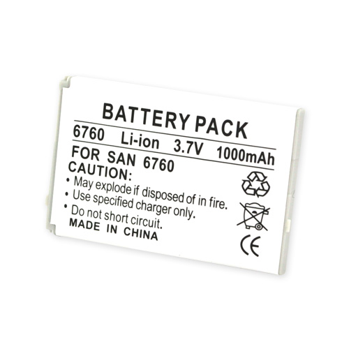 Sanyo Incognito SCP-6760 Standard Battery