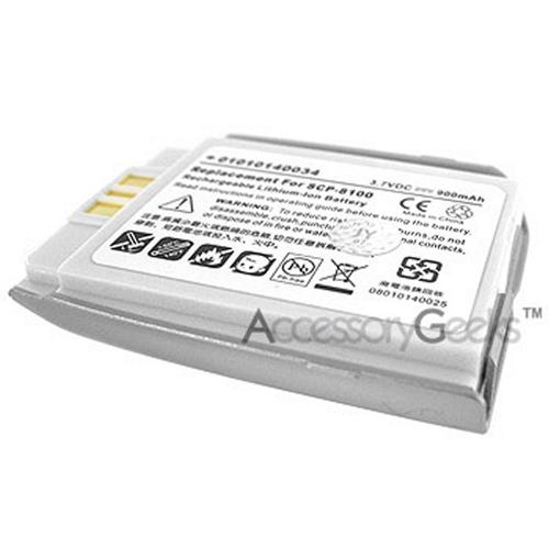 Sanyo 8100 Standard Replacement Battery