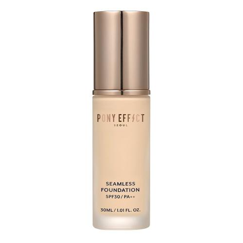 PONY EFFECT SEAMLESS FOUNDATION (SPF 30) #NUDE BEIGE