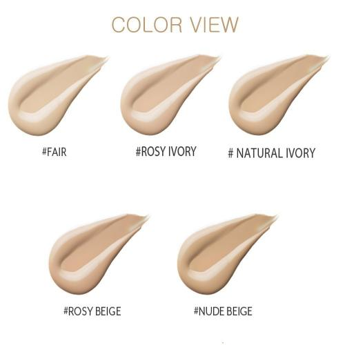 PONY EFFECT SEAMLESS FOUNDATION (SPF 30) #ROSY IVORY