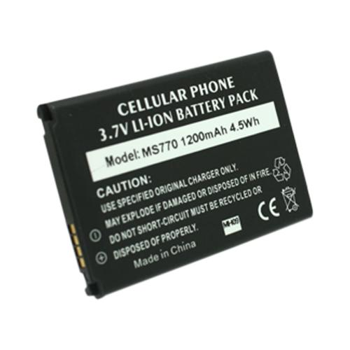Battery for LG Motion 4G MS770 - Li-1200 mAh