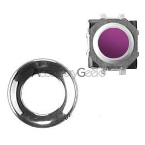 Blackberry Trackball Replacement Kit - Purple
