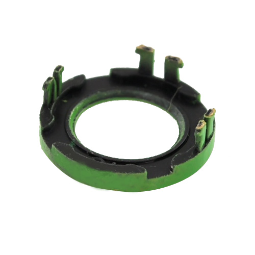 Blackberry Trackball Ring Replacement - Green
