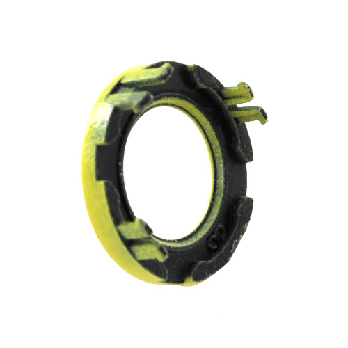 Blackberry Trackball Ring Replacement - Yellow