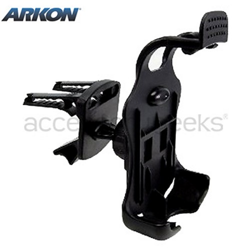 Original Arkon Blackberry Bold 9650 & Tour 9630, Curve 8700, Curve 8900 Removable Air Vent Mount, BB229-SBH - Black