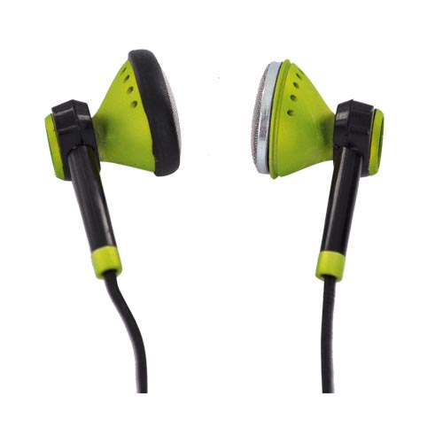 Original Plantronics BackBeat 116 Universal Headset & Mic, BBT116 - Lime Green/ Black (3.5mm)