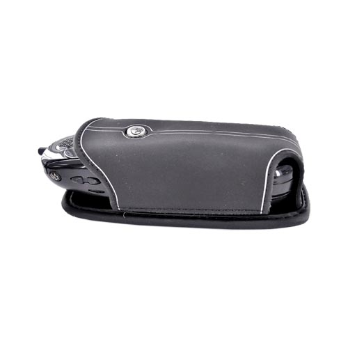 Original Body Glove Black on Silver Touch Pouch (BL)
