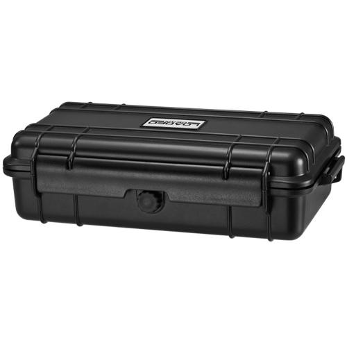 Barska Hard Case, Loaded Gear HD-50 Watertight Tough Protection Storage Case [Black]