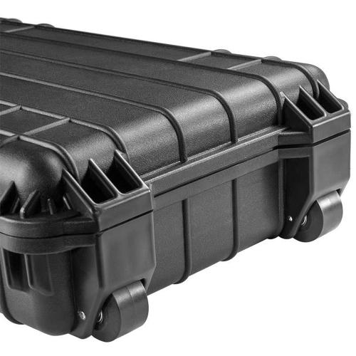 "Barska Hard Case, Loaded Gear AX-500 53"" Rifle Watertight Tough Protection Storage Case [Black]"