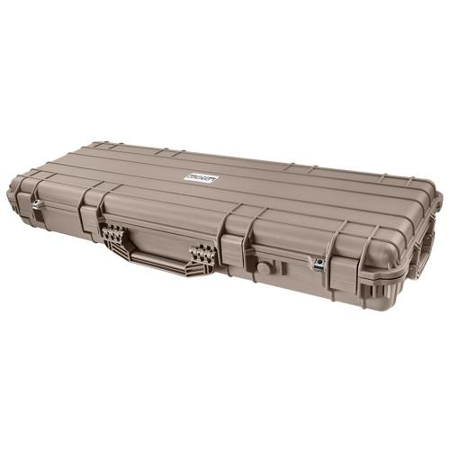 "Barska Hard Case, Loaded Gear AX-500 53"" Rifle Watertight Tough Protection Storage Case [Dark Earth]"