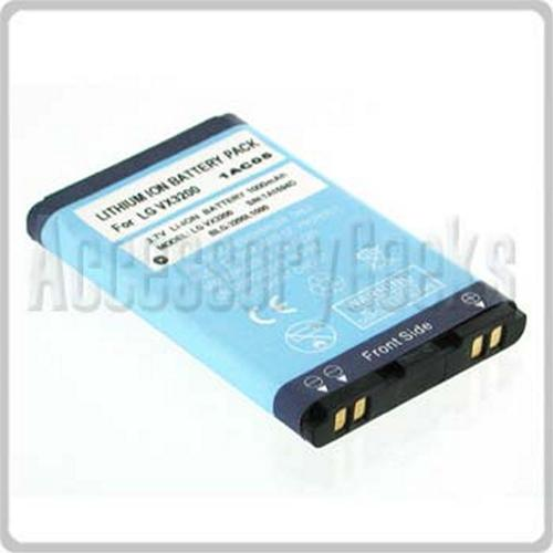 LG Replacement Lithium Battery - 800mAh