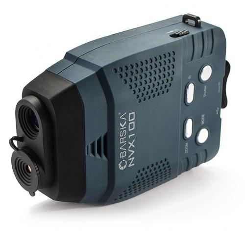 Barska NVX100 Night Vision Monocular [Black] [BQ12388]