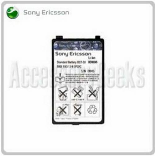 Original Sony Ericsson Original Standard Replacement Battery BST-30