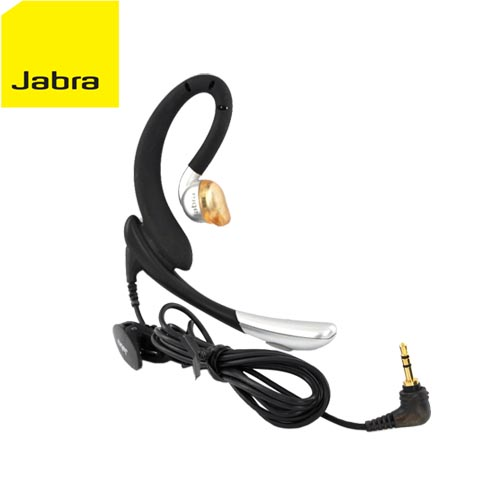 Original Jabra 2.5mm Hands Free Headset, C250 - Black/Silver
