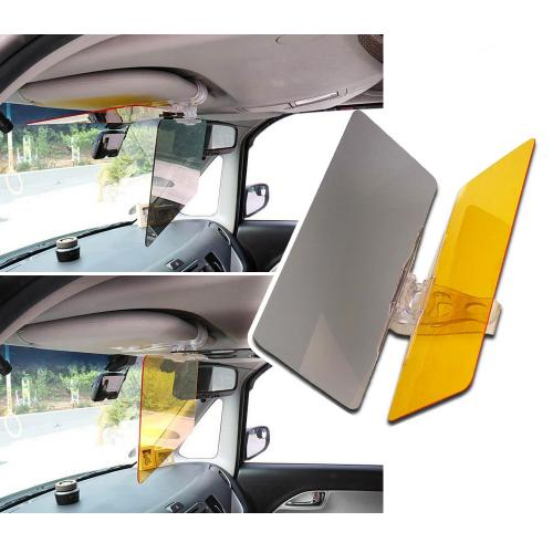 Universal HD Vision Anti-Glare Car Sun Visor - Protects From Heat And UV Rays!