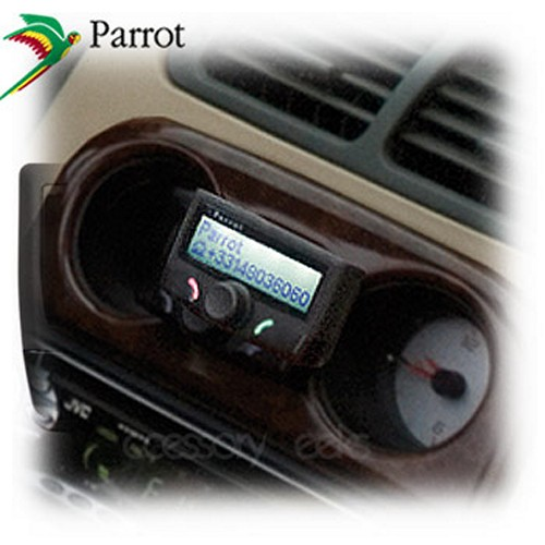 Parrot CK3100 Advanced Bluetooth Car Kit - Black