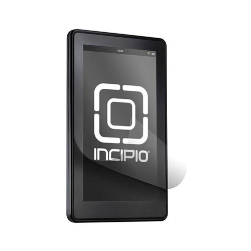 Original Incipio Plex Amazon Kindle Fire Screen Protector (2 Pack), CL-475 - Clear